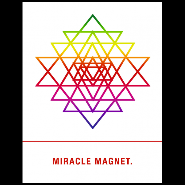Miracle Magnet greeting card from the Empowerments collection.
