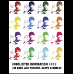 Live Long Birthday Spock